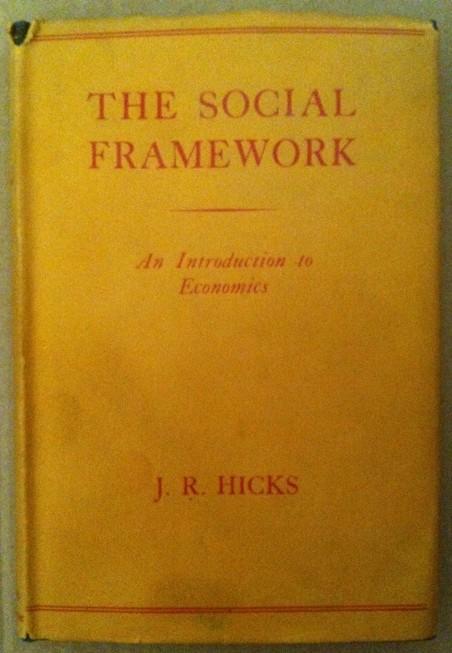John Hicks - The Social Framework