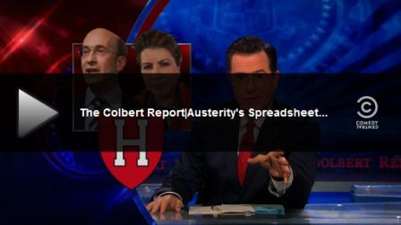 The Colbert Report - 1