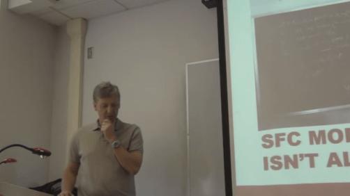 Marc Lavoie - Workshop On Stock-Flow Consistent Modeling