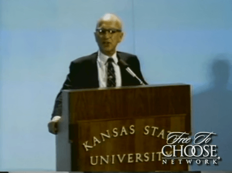 Milton Friedman Lecture On Free Trade