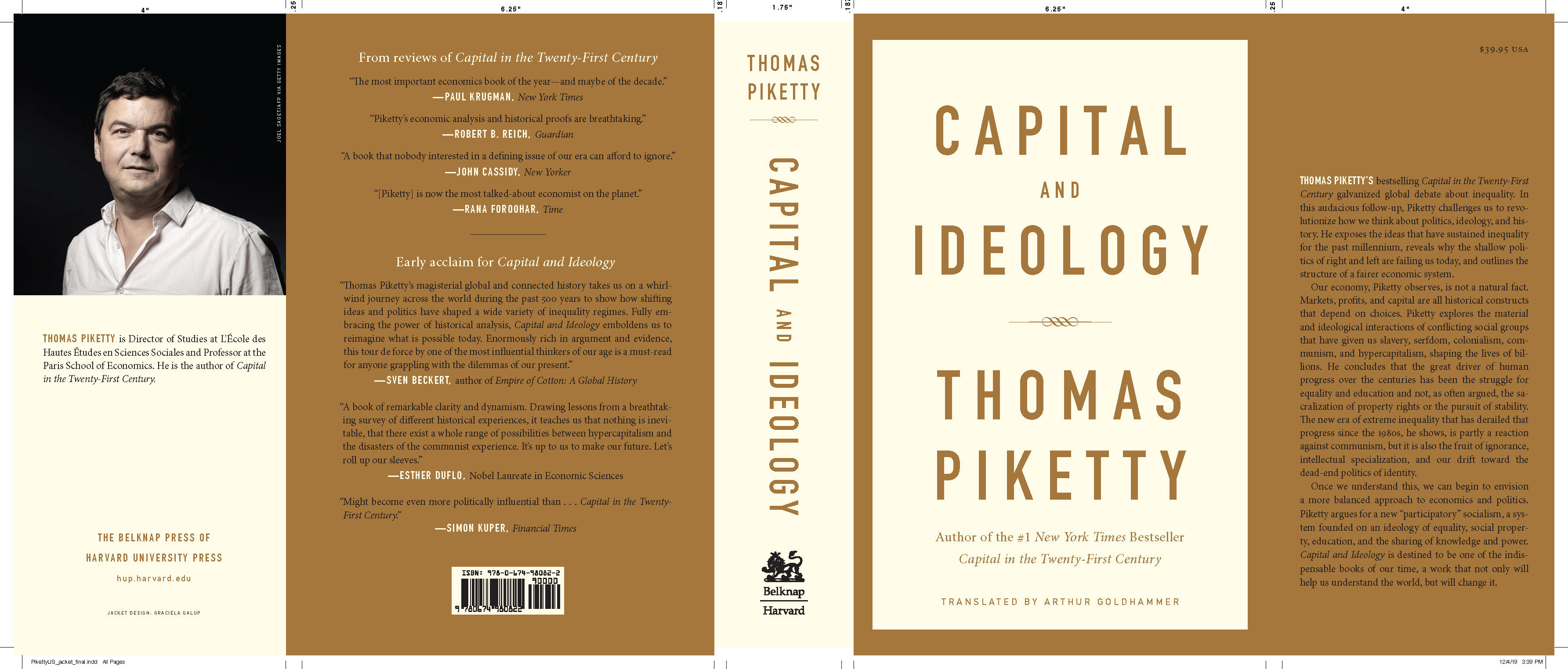 Ingrid Harvold Kvangraven's Review Of Thomas Piketty's Capital And ...