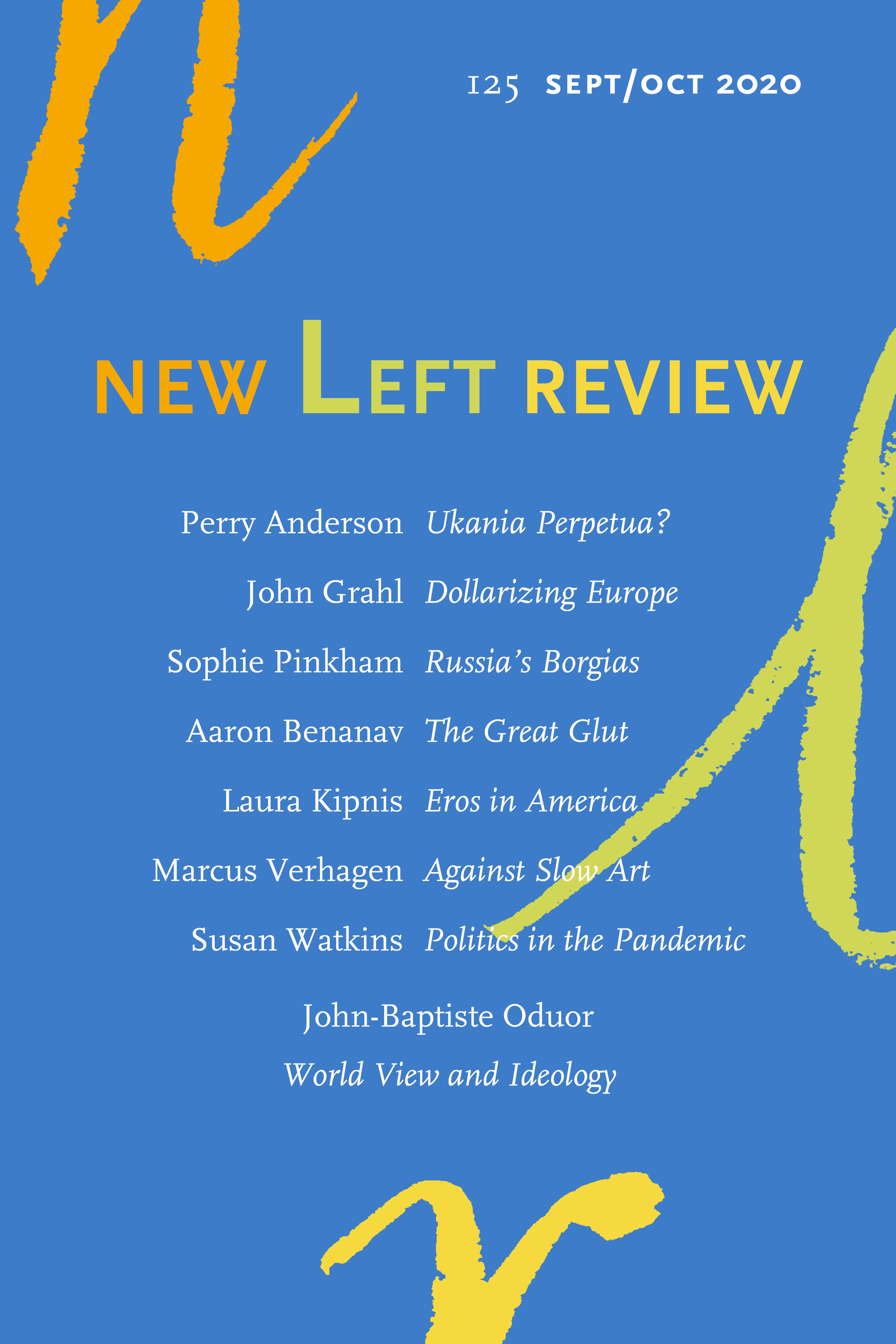 New Left Review, 125